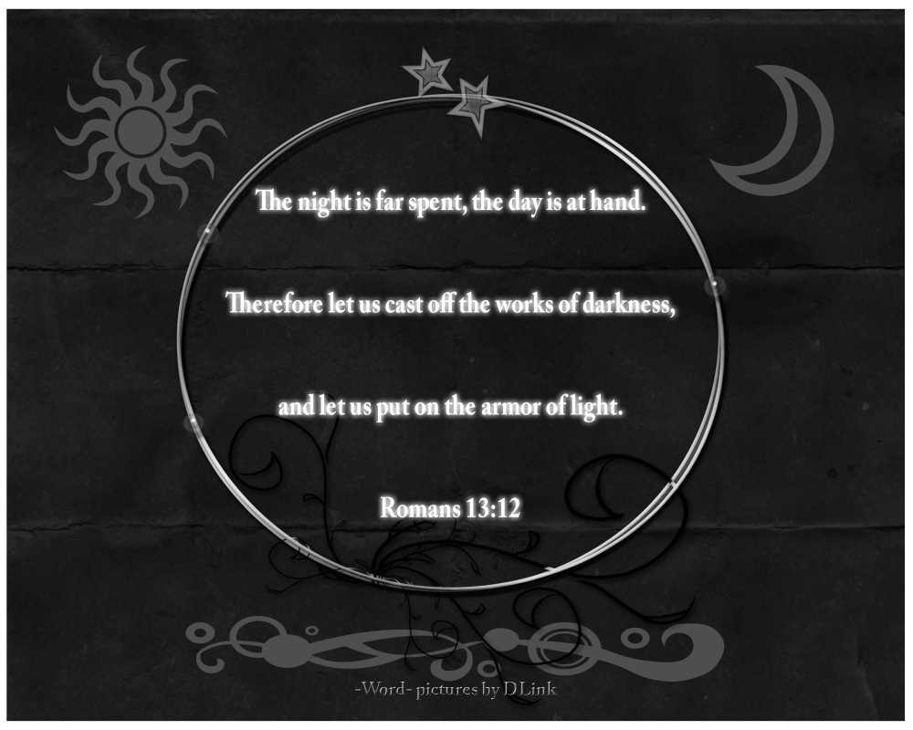 Romans 13;12