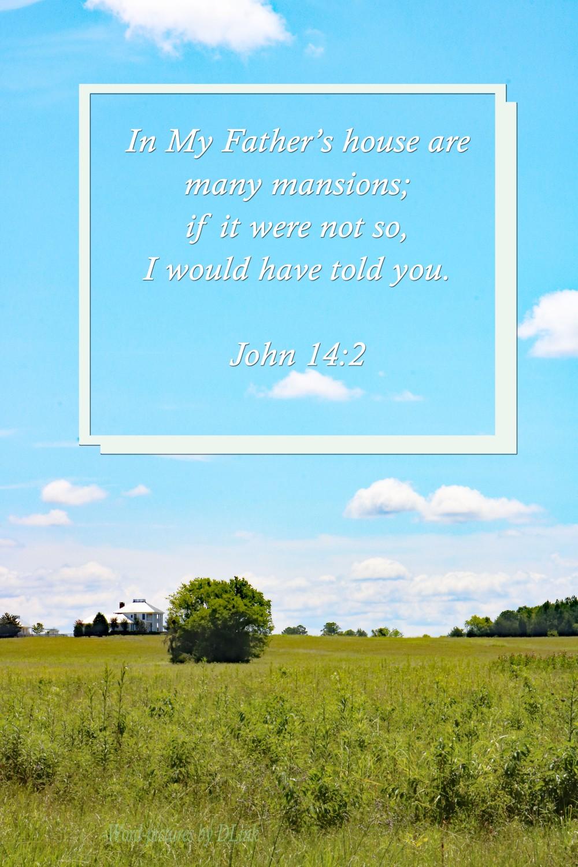 John 14;2