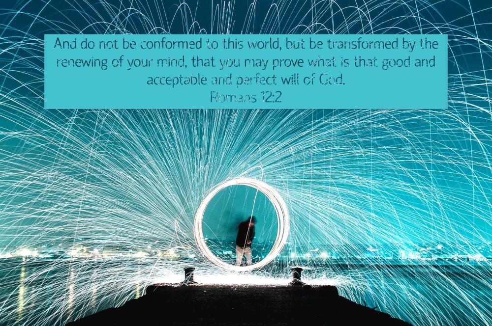 Romans 12;2